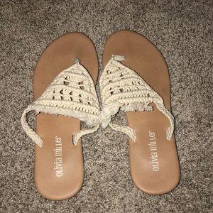 Shoes - Crochet Flip Flops